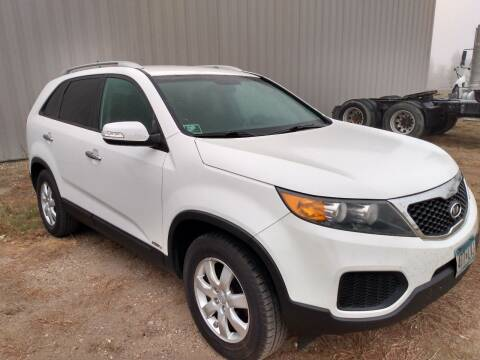 2013 Kia Sorento for sale at Halvorson Auto in New Rockford ND