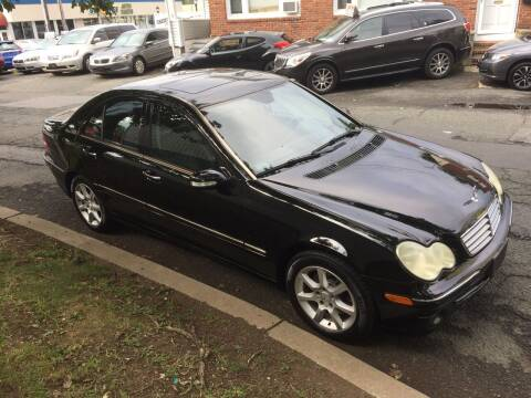 2007 Mercedes-Benz C-Class for sale at UNION AUTO SALES in Vauxhall NJ