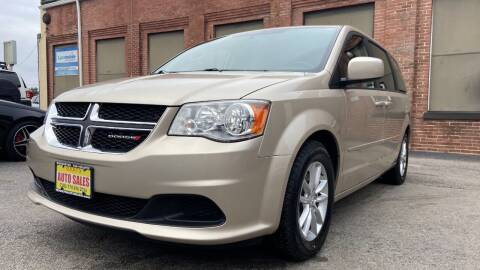 2013 Dodge Grand Caravan for sale at Rocky's Auto Sales in Worcester MA