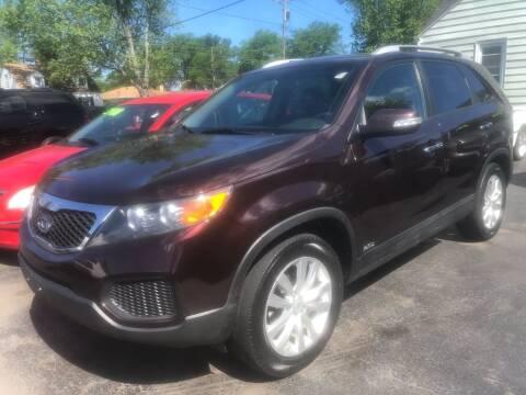 2011 Kia Sorento for sale at Trinity Motors in Lackawanna NY