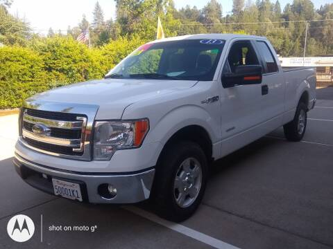 2013 Ford F-150 for sale at AUCTION SERVICES OF CALIFORNIA in El Dorado CA