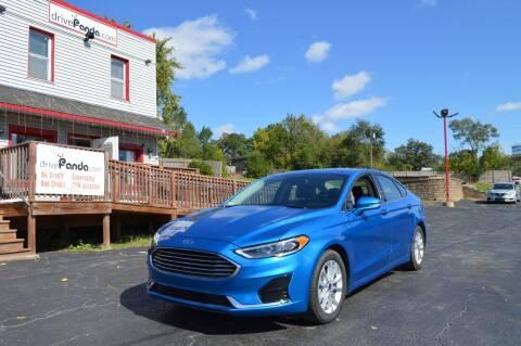 2020 Ford Fusion Hybrid for sale at DrivePanda.com Joliet in Joliet IL