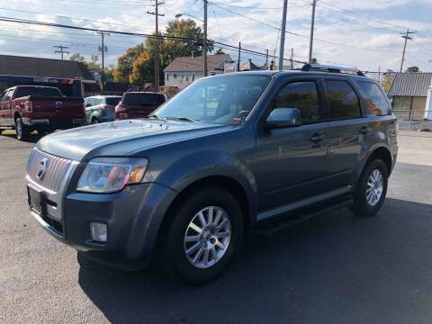 2010 Mercury Mariner for sale at JB Auto Sales in Schenectady NY