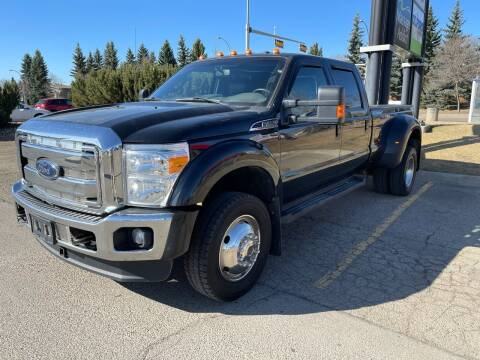 2015 Ford F-450 Super Duty for sale at Truck Buyers in Magrath AB