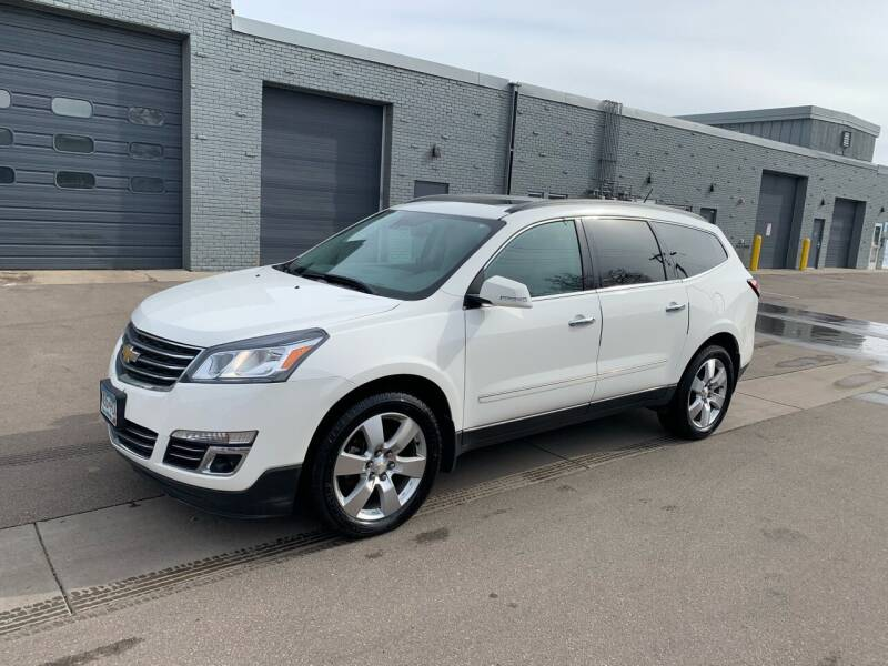 2014 Chevrolet Traverse for sale at The Car Buying Center in St Louis Park MN
