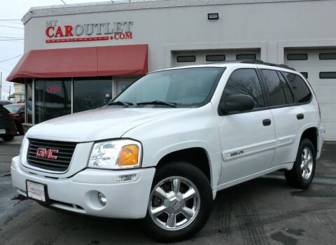 2004 GMC Envoy for sale at MY CAR OUTLET in Mount Crawford VA