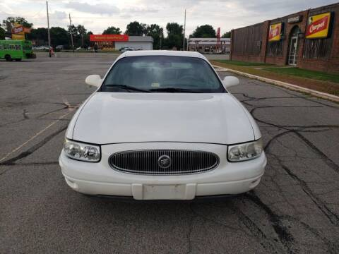 2002 Buick LeSabre for sale at speedy auto sales in Indianapolis IN