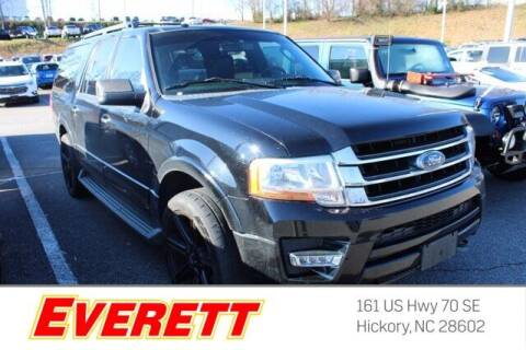 2016 Ford Expedition EL for sale at Everett Chevrolet Buick GMC in Hickory NC