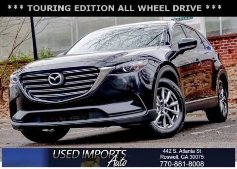 2016 Mazda CX-9 for sale at Used Imports Auto in Roswell GA