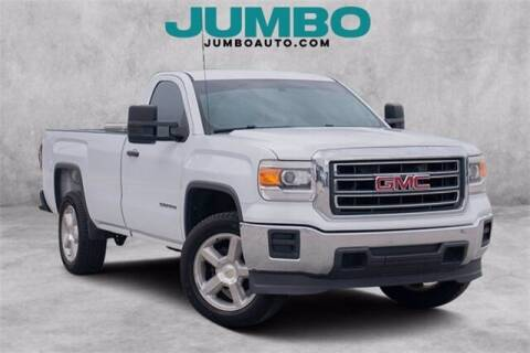 2015 GMC Sierra 1500 for sale at Jumbo Auto & Truck Plaza in Hollywood FL
