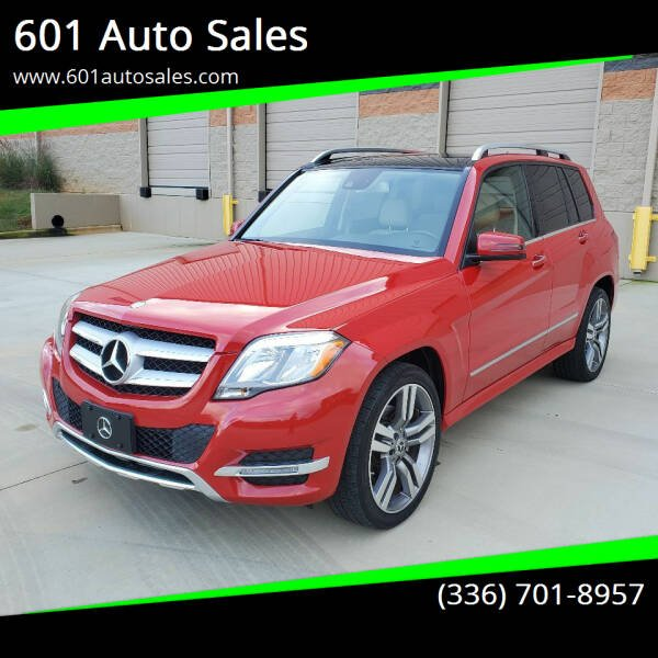 2014 Mercedes-Benz GLK for sale at 601 Auto Sales in Mocksville NC