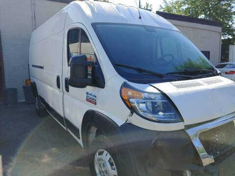 2019 RAM ProMaster Cargo for sale at Auto Direct Inc in Saddle Brook NJ