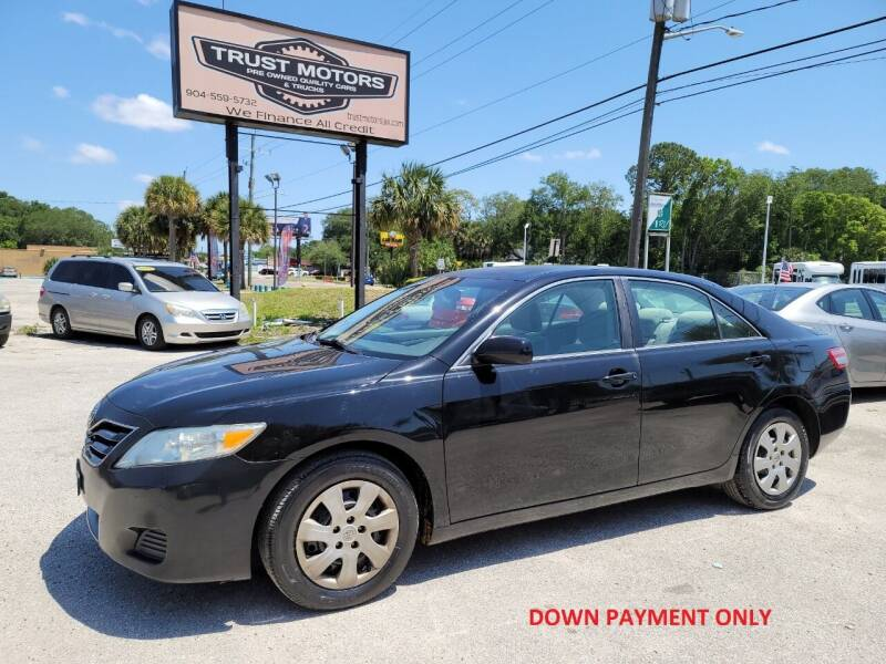 2011 Toyota Camry for sale at Trust Motors in Jacksonville FL