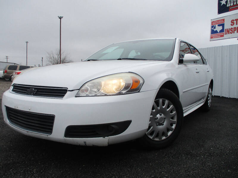 2011 Chevrolet Impala for sale at Texas Country Auto Sales LLC in Austin TX