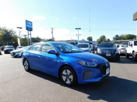 2018 Hyundai Ioniq Hybrid for sale at Radley Cadillac in Fredericksburg VA