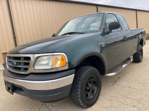 2001 Ford F-150 for sale at Prime Auto Sales in Uniontown OH