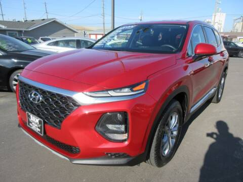 2019 Hyundai Santa Fe for sale at Dam Auto Sales in Sioux City IA