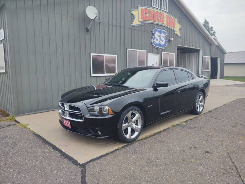 2014 Dodge Charger for sale at CARS ON SS in Rice Lake WI