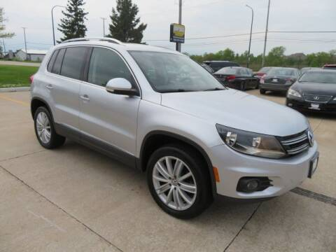 2013 Volkswagen Tiguan for sale at Import Exchange in Mokena IL