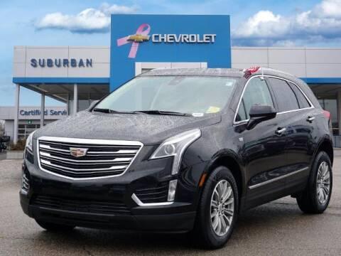2018 Cadillac XT5 for sale at Suburban Chevrolet of Ann Arbor in Ann Arbor MI