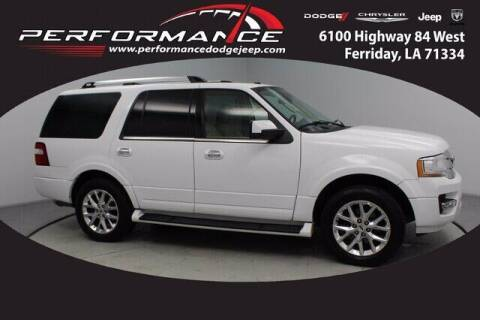 2016 Ford Expedition for sale at Performance Dodge Chrysler Jeep in Ferriday LA