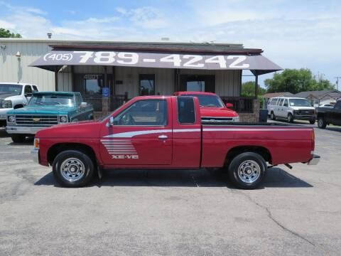 1995 Nissan Truck for sale at United Auto Sales in Oklahoma City OK