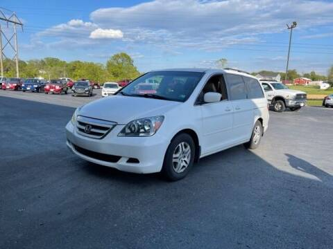 2006 Honda Odyssey for sale at 9 EAST AUTO SALES LLC in Martinsburg WV