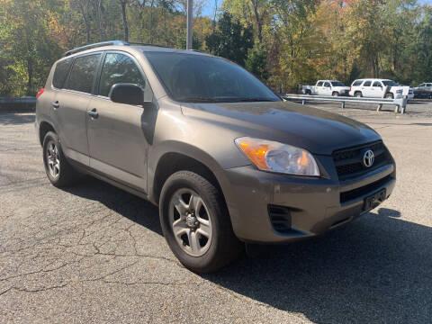 2012 Toyota RAV4 for sale at George Strus Motors Inc. in Newfoundland NJ