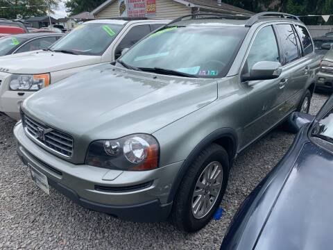 2008 Volvo XC90 for sale at Trocci's Auto Sales in West Pittsburg PA
