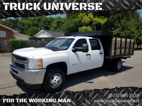 2014 Chevrolet Silverado 3500HD CC for sale at TRUCK UNIVERSE in Murfreesboro TN