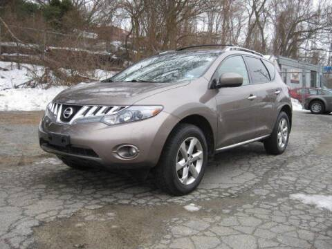 2010 Nissan Murano for sale at Jareks Auto Sales in Lowell MA