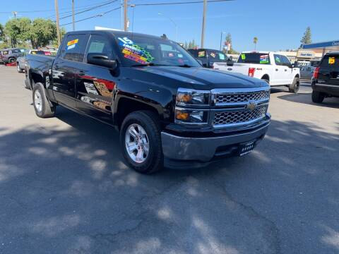2015 Chevrolet Silverado 1500 for sale at 5 Star Auto Sales in Modesto CA