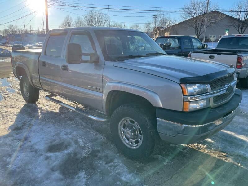 2003 Chevrolet Silverado 1500HD for sale at 51 Auto Sales Ltd in Portage WI