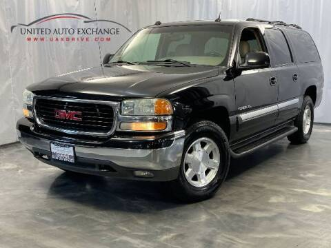 2004 GMC Yukon XL for sale at United Auto Exchange in Addison IL