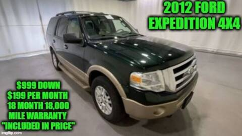 2012 Ford Expedition for sale at D&D Auto Sales, LLC in Rowley MA
