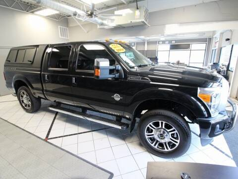 2014 Ford F-250 Super Duty for sale at Crossroads Car & Truck in Milford OH