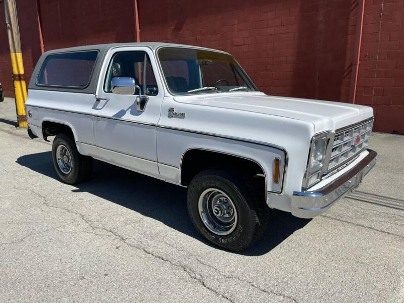 1979 Chevrolet Blazer for sale at ELIZABETH AUTO SALES in Elizabeth PA