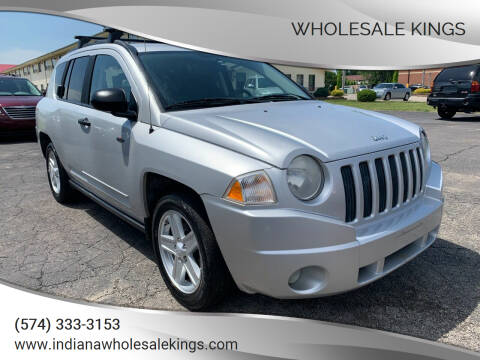 2008 Jeep Compass for sale at Wholesale Kings in Elkhart IN
