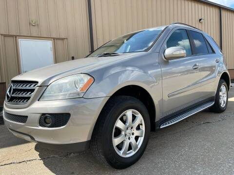 2007 Mercedes-Benz M-Class for sale at Prime Auto Sales in Uniontown OH