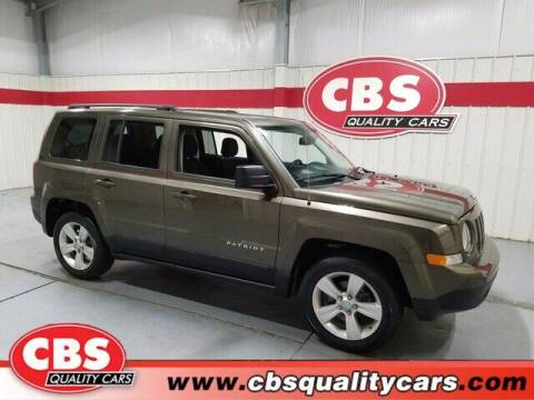 2015 Jeep Patriot for sale at CBS Quality Cars in Durham NC