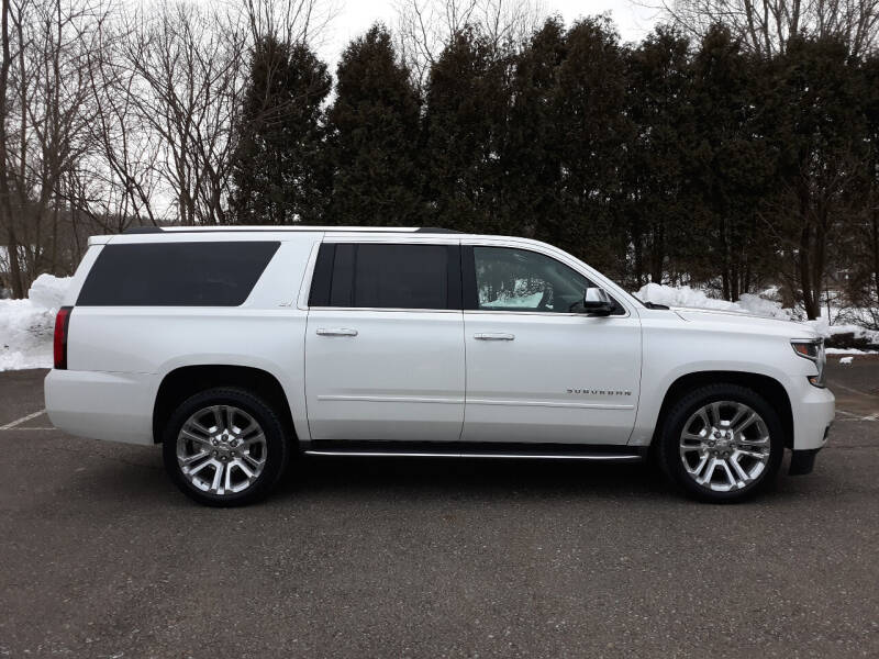 2016 Chevrolet Suburban for sale at Feduke Auto Outlet in Vestal NY