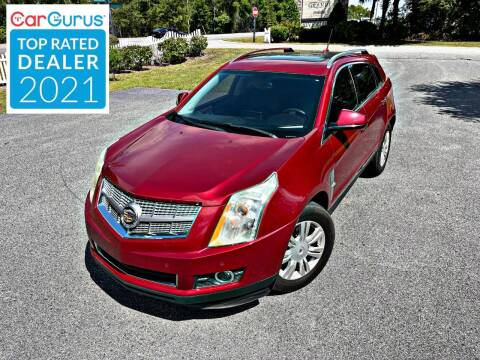 2011 Cadillac SRX for sale at Brothers Auto Sales of Conway in Conway SC