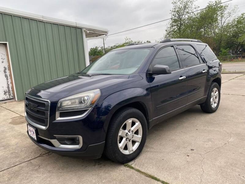 2016 GMC Acadia for sale at Victoria Pre-Owned in Victoria TX
