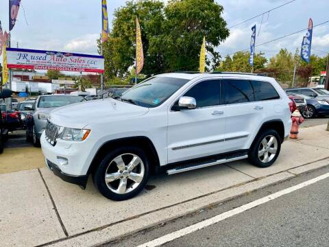 2013 Jeep Grand Cherokee for sale at JR Used Auto Sales in North Bergen NJ