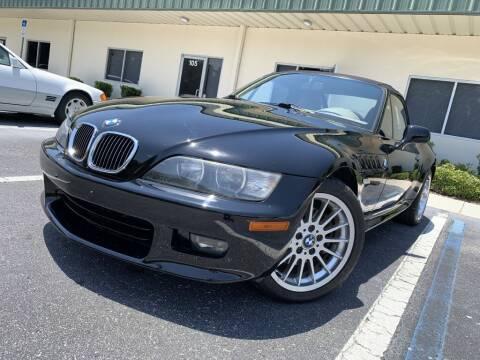 2001 BMW Z3 for sale at Fisher Motor Group LLC in Bradenton FL