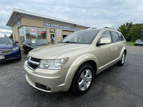 2010 Dodge Journey for sale at USA Auto Sales & Services, LLC in Mason OH