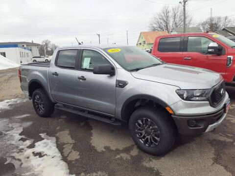 2021 Ford Ranger for sale at Albia Motor Co in Albia IA