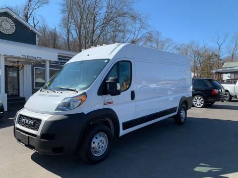 2020 RAM ProMaster Cargo for sale at Ocean State Auto Sales in Johnston RI