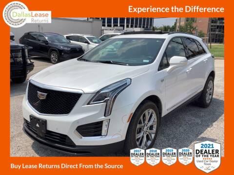 2020 Cadillac XT5 for sale at Dallas Auto Finance in Dallas TX