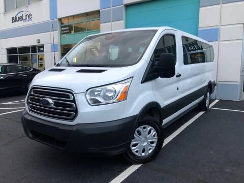 2017 Ford Transit Passenger for sale at Best Auto Group in Chantilly VA